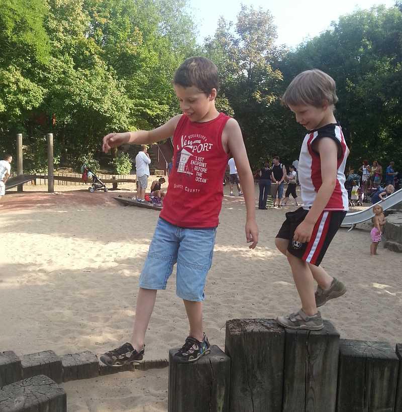 Sommerferien - oder auch: 6 Wochen Familie intensiv