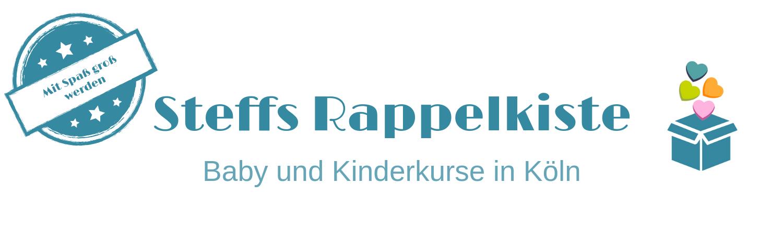 Steffs Rappelkiste – Baby und Kinderkurse in Köln