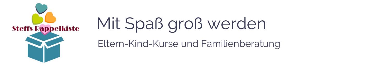 Steffs Rappelkiste – Eltern-Kind-Kurse und Familienberatung